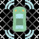 Sensor Parking Car Icon