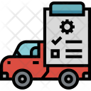 Service Checked Repair Icon