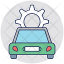 Car Service Auto Icon