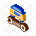 Car Repair Wrench Icon