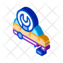 Car Wheel Repair Icon