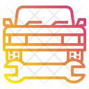 Maintenance Car Service Icon