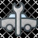 Service Auto Repair Icon