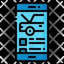 Mobile Phone Smart Icon