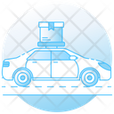 Car Service Delivery Car Delivery Delivery Service Icon
