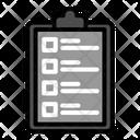 Car Service List Icon