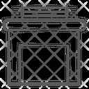 Car Service Machine Workshop Machine Service Center Icon
