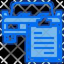 Clipboard File Document Icon