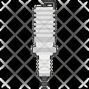 Car Spark Plug Icon
