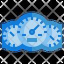 Ispeedometor Gauge Dashboard Icon