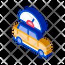 Car Speedometer Vehicle Icon