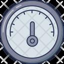 Car Speedometer Car Kilometer Icon