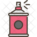 Car Spray Car Oil Spray Paint Icon
