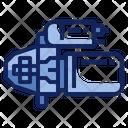 Car Starter Motor Icon