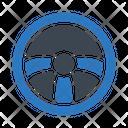 Drive Steering Wheel Icon