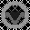 Steering Service Repair Icon