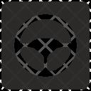 Car Auto Wheel Icon