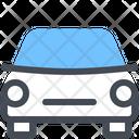 Car Stop Icon