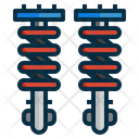 Ishock Absorber Suspension Icon
