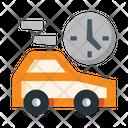 Car Time Icon