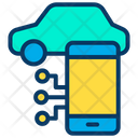 Car Mobile Vehicle Icon