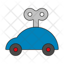 Wind-up car Icon