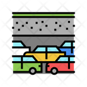 Car Traffic Car Traffic Icon