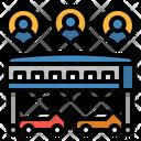 Transport Future Car Icon