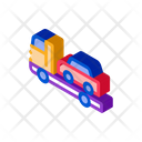 Car Truck Equipment Icon
