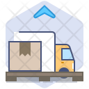 Car unload Icon
