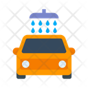 Car Service Car Wash Car Washing Icon