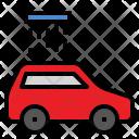 Car Wash Clean Icon
