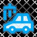 Car Car Wash Icon