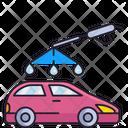 Car Wash Automated Car Wash Car Washing Icon
