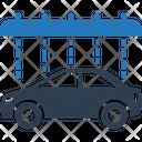 Car Wash Car Auto Icon