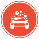 Car Wash Clean Icon