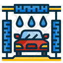 Car Wash Service Icon