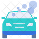 Car Washing Carwash Vehicle Icon
