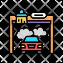Car Washing Icon
