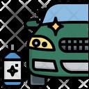 Car Waxing Icon