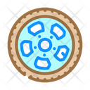 Car Wheel Wheel Car Icon