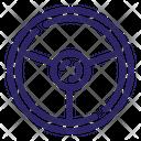 Car Wheel Car Vehicle Icon