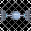 Car Wheels Icon