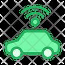 Wifi Signal Transport Icon