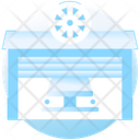 Car Workshop Car Service Service Garage Icon