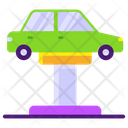 Car Workshop Icon