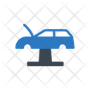 Car Repair Workshop Icon