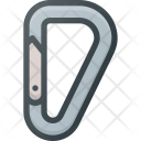 Carabiner Icon
