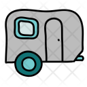 Caravan Travel Icon