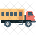 Caravan Convoy Van Icon